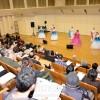 大阪で日朝友好芸術のつどい/朝・日の歌手らが共演
