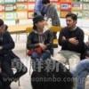 「南北コリアと日本のともだち展」学生交流/激しい議論の着地点は「共存」