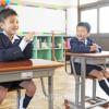 〈2017年度入学式〉新年度スタート、ピカピカの一年生/栃木初中新入生オモニたちの思い