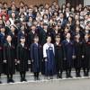 在日朝鮮人運動の明日を担う213人/2017学年度朝鮮大学校入学式