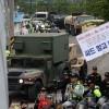 """駐南米軍、THAAD配備強行/""""選挙前の政治利用"""""""
