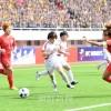 平壌で北南戦、接戦で引き分け/2018AFC女子アジアカップ予選