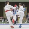 65選手が熱戦、2020向け強化部新設/大阪で第11回空手道選手権