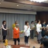 日朝の女性が朗読劇/神奈川で「いちょうの木のつどい」