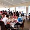 同胞や日本人士261人が参加/長野初中チャリティーゴルフコンペ
