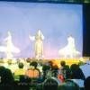 笑顔の輪、チングの輪を拡げよう/福岡歌舞団鞍手町公演、200人で盛況