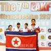 在日同胞選手らが銀、銅メダル獲得/第7回東アジア空手道選手権大会