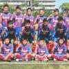 学校の歴史と誇りを胸に/東大阪中級サッカー部が地区大会優勝
