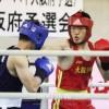 梁章太選手がインターハイ出場決定、1年生は朝高史上初/大阪朝高ボクシング部