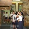 朝鮮大学校の見学にワクワク、ドキドキ/都内の朝鮮初級部生ら