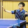 西東京第2初中の慎章宏さんが優勝/町田市の卓球大会で