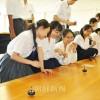 仲間たちと考える「夢」/長野初中で4回目の「メアリプロジェクト」