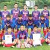 2年ぶり7回目の近畿大会出場へ/東大阪中級サッカー部