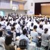 〈広島無償化裁判〉学園での報告集会に360人集結