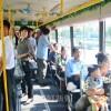 〈D.P.R.K〜暮らしの今 1〉平壌市民の通勤風景