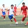 祖国で見せた勝利への強い意志/第5回在日朝鮮青年学生サッカー代表団
