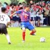 諦めず戦う選手に温かい声援/東大阪中級サッカー部、2年ぶり6回目の「全国大会」出場