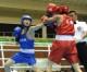 〈インターハイ・ボクシング〉闘志を前面に判定勝ち、準々決勝進出/神戸朝高・裵聖和選手