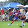 全国中学校サッカー大会/東大阪中級が1回戦敗退