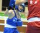 〈インターハイ・ボクシング〉接戦の末に判定負け、ベスト8入り/神戸朝高・裵聖和選手