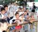 子どもたちの未来のために力を合わせ/横浜初級で「沢渡コリア大納涼祭」