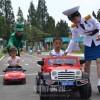 ルールやマナーを楽しく学習/平壌に「オリニ交通公園」が登場