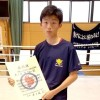 近畿大会で優勝、「国体」出場へ/神戸朝高ボクシング部の裵聖和選手