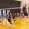 9年ぶりの近畿私学大会出場へ/大阪朝高女子バレーボール部、大阪私学総合体育大会で9位
