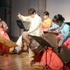 弦を弾き、未来を紡ぐ/金剛山歌劇団、三つの琴のミニコンサート