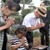 〈関東大震災94周年〉日本は戦時とまったく同じ/千葉・船橋市営馬込霊園