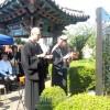 小さな歴史の証拠、嘘覆す/関東大震災94周年朝鮮人犠牲者慰霊祭、高津観音寺