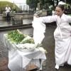 〈関東大震災94周年〉隠蔽の方向に力が働いている/横浜市・久保山墓地