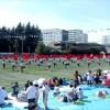 東京中高運動会/オモニたちの声「ウリハッキョは最高です!」