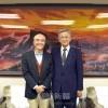 朝鮮・台湾間学術交流のきっかけを/国立台北教育大学・楊孟哲教授が朝鮮大学校訪問