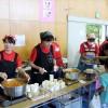 長野初中でチャリティーバザー「メアリフェスタ」/同胞、日本市民ら約350人で盛況