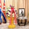 ラウル・カストロ・ルス議長と談話/朝鮮政府代表団がキューバを公式訪問