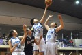 大阪が2年連続、朝大が25年ぶりの優勝/第42回バスケ選手権