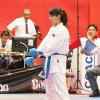 朝鮮が世界空手連盟に加盟、朝大・高智蓮選手が世界選手権に初出場