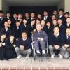 過去を伝えるすばらしさ/愛知中高で神谷則明さんの講演会