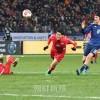 〈E-1サッカー選手権・男子〉朝鮮、日本に善戦も土壇場で0-1に(詳報)