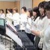 楽しみながら民族芸術を/北海道文芸同支部が主催、芸術愛好家たちの発表会