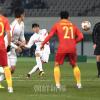 〈E-1サッカー選手権・男子〉朝鮮、中国に1-1で引き分け(詳報)