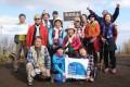 思い出を語り合い/群馬同胞登山協会結成20周年、100回目の登山