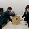 文科省に無償化適用を要請/日本の大学に通う在日朝鮮人学生ら