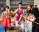 南武初級 新年餅つき会/朝鮮の伝統遊びも