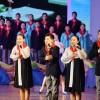 在日朝鮮学生少年芸術団、平壌での迎春公演に参加