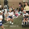 〈車椅子のわが子と民族教育 2〉障がい児と健常児のふれあい/玄明姫