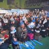 〈平昌五輪〉総聯同胞応援団(第1次)の精力的な活動