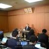 朝鮮会館銃撃事件を糾弾/南昇祐副議長が記者会見、談話発表