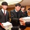 「補助金不支給、悔しい」/神奈川中高卒業の高3、1811筆の署名を提出